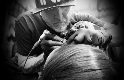 Zach Putnam – Greywash Ink – Tattoo Artist